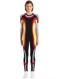 Kimo Microfiber Jumpsuit by No Ka Oi at Luisaviaroma