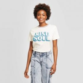 Kind Soul Short Sleeve Graphic T-Shirt at Target