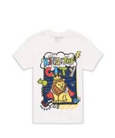 King of the City Lion Tee by 2 Strong at 2 Strong