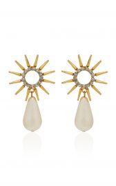 Kingsley Earrings by Elizabeth Cole at Moda Operandi