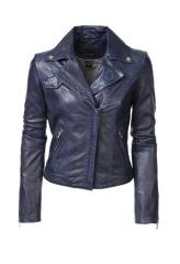 Kirsten Lamb Leather Jacket at Danier
