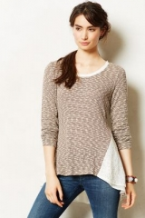 Kittery Pullover at Anthropologie
