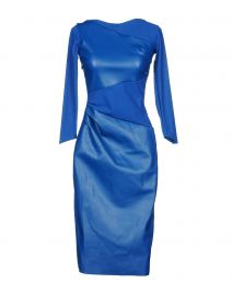 Knee Length Dress at Yoox