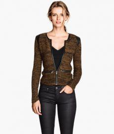 Knit Cardigan at H&M