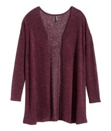 Knit Cardigan at H&M