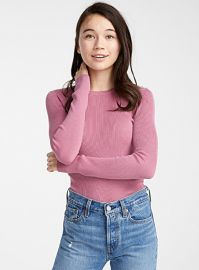 Knit Crew Neck Sweater by Twik at Simons