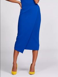 Knit Pencil Skirt - Gabrielle Union Collection at NY&C