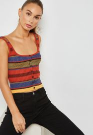 Knit Tank Top by Forever 21 at Forever 21