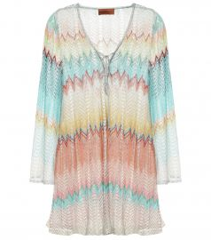 Knit cover-up at Mytheresa