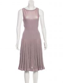 Knit dress by Alaia at The Real Real