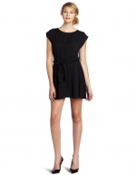 Knot waist dress by Rebecca Taylor at Amazon
