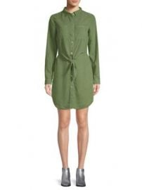 Knotted Shirtdress  Sanctuary at Saks Off 5th