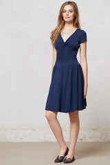Knotted Taya Dress at Anthropologie