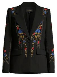 Kobi Halperin - Carolyn Floral Embroidered Jacket at Saks Fifth Avenue