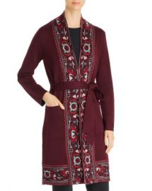 Kobi Halperin Abigail Belted Wool Cardigan Women - Bloomingdale s at Bloomingdales
