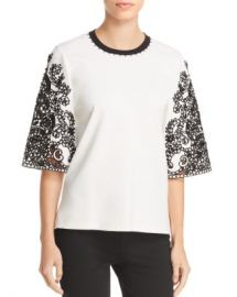 Kobi Halperin Dora Embroidered Blouse Women - Bloomingdale s at Bloomingdales