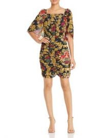 Kobi Halperin Leandra Printed Silk Dress Women - Bloomingdale s at Bloomingdales