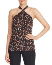 Kobi Halperin Sari Printed-Silk Top Women - Bloomingdale s at Bloomingdales