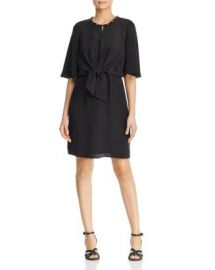 Kobi Halperin Tie-Front Silk Dress Women - Bloomingdale s at Bloomingdales