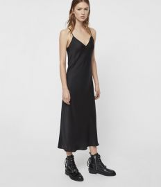 Kowlo Shine Dress at All Saints