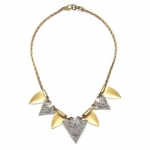 Kristen Bells necklace at Net A Porter
