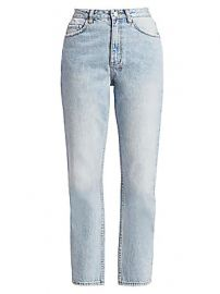 Ksubi - Bring Back Life Chloe Karma High-Rise Cropped Jeans at Saks Fifth Avenue