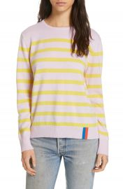 Kule The Skate Stripe Cashmere Sweater   Nordstrom at Nordstrom