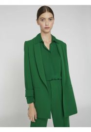 Kylie Shawl Collar Blazer by Alice + Olivia at Alice and Olivia
