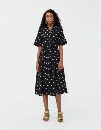 Kylie Wrap Dress by Stine Goya at Need Supply