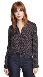 L  039 AGENCE Nina Blouse at Shopbop