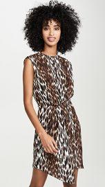 L  039 AGENCE Cipriana Asymmetrical Dress at Shopbop