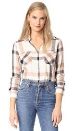 L  039 AGENCE Jacqueline Blouse at Shopbop