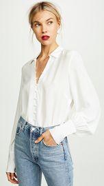 L  039 AGENCE Naomi Blouse at Shopbop