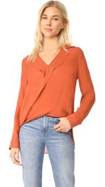 L  039 AGENCE Rita Blouse at Shopbop