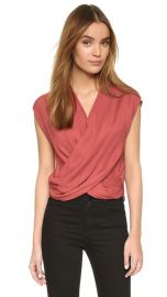 L  039 AGENCE T Lee Blouse at Shopbop