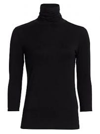 L  039 Agence - Aja Turtleneck at Saks Fifth Avenue
