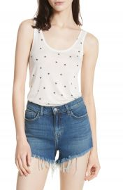L  x27 AGENCE Perfect Star Print Tank at Nordstrom