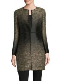LAFAYETTE 148 NEW YORK - ERIN EQUINOX JACQUARD JACKET at Saks Off 5th