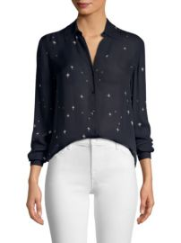 LAGENCE - NINA STAR-PRINT  at Saks Fifth Avenue