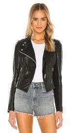 LAMARQUE Azra Jacket in Black from Revolve com at Revolve