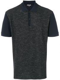 LANVIN tonal polo shirt at Farfetch