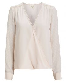 LAgence Perry Blouse at Intermix