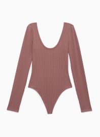 LEILA BODYSUIT LS Wilfred Free at Aritzia