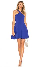 LIKELY Ashland Dress in Ultramarine from Revolve com at Revolve