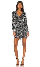 LIKELY Corinne Dress in Black  amp  White from Revolve com at Revolve