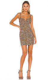 LIKELY Leopard Constance Dress in Leopard from Revolve com at Revolve