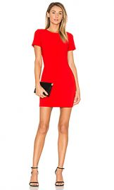 LIKELY Manhattan Dress in Scarlet from Revolve com at Revolve