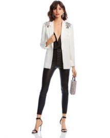 LINI Violet Embellished Blazer - 100  Exclusive  Women - Bloomingdale s at Bloomingdales