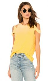 LNA Elijo Tee in Saffron Potassium from Revolve com at Revolve