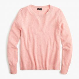 LONG-SLEEVE EVERYDAY CASHMERE CREWNECK SWEATER at J.Crew